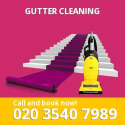 NW10 cleaning gutters Queen's Park