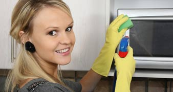 Colliers Wood tenancy cleaning services