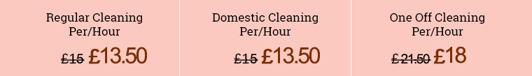 Spitalfields End of Tenancy Cleaning Services Special Offer